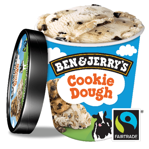 Foto Ben & Jerry's Cookie Dough 500 ml